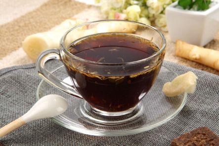 溫潤薑母茶