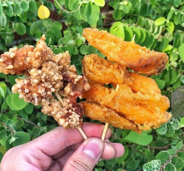 葉麥克炸雞/台南必吃炸雞!用中藥調製的神秘配方,讓妳吃一次就念念不忘的好滋味!