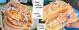 竹力亭/炸蛋蔥油餅,夾了一整個雞排超浮誇,餅皮酥脆再加上半熟蛋,竟然還有不油膩的烤餅皮可以選!