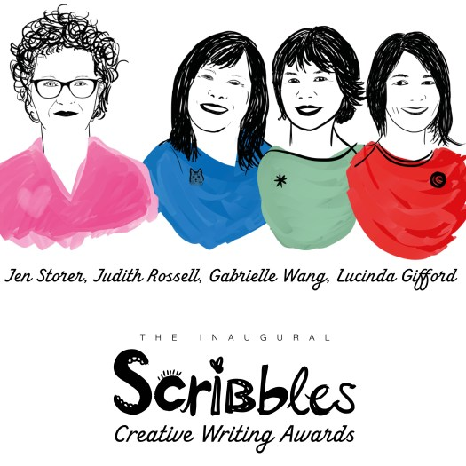 The Scribbles CWA Judges