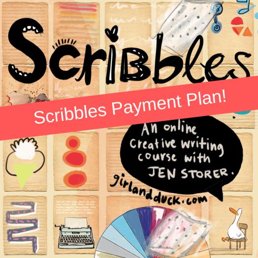 Scribbles Payment Plan