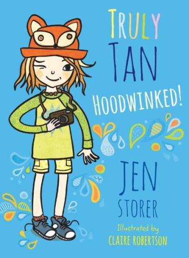 Truly Tan Hoodwinked!