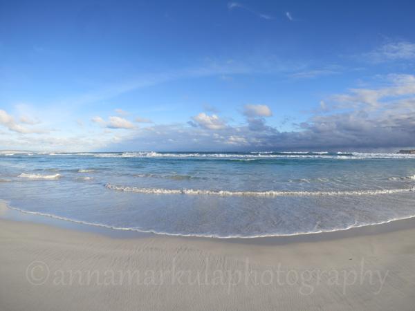pastel ocean beach South Australia