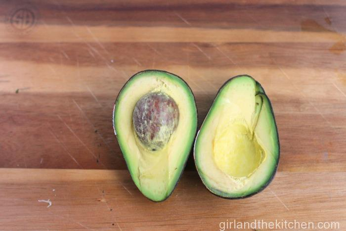 How to easily dice an avocado