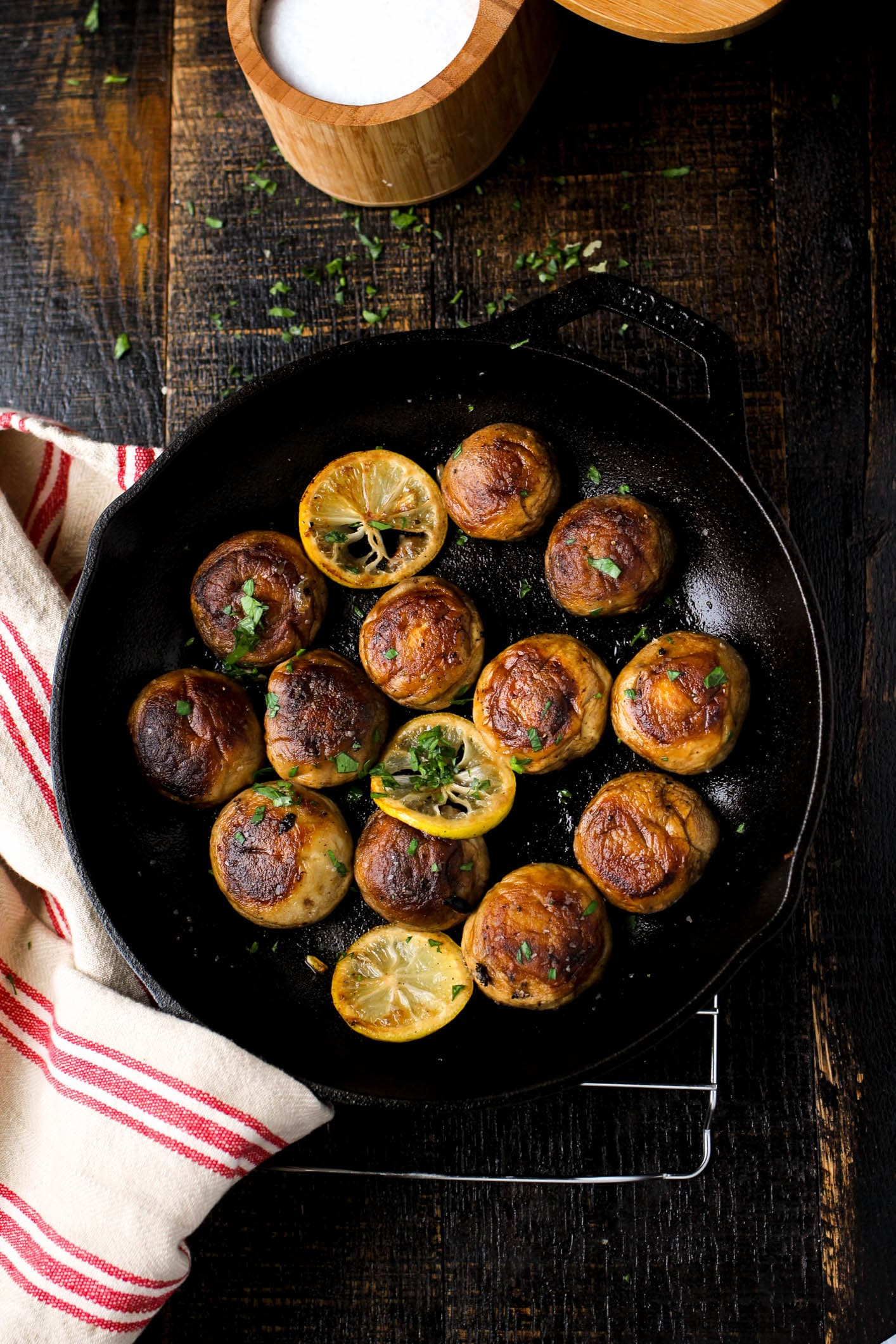 One-Pan-Roasted-Mushrooms-with-Lemon-Butter-Sauce-3-of-8-Copy