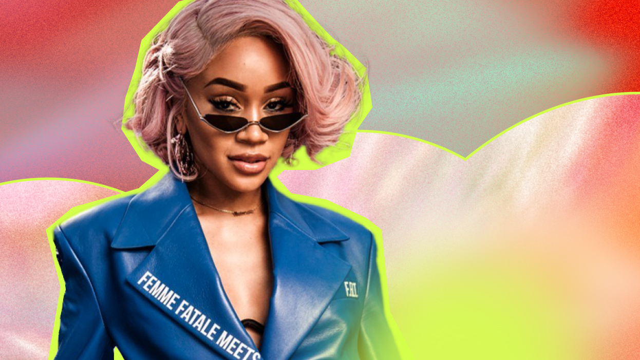 How To Own A Room Like A Boss, With Saweetie