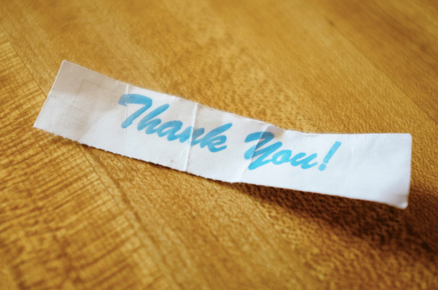 Why You Should 100% Write A Thank You Note After Your Next Job Interview