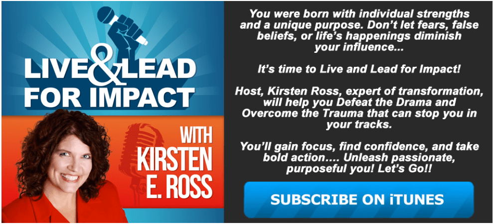 Live and Lead for Impact