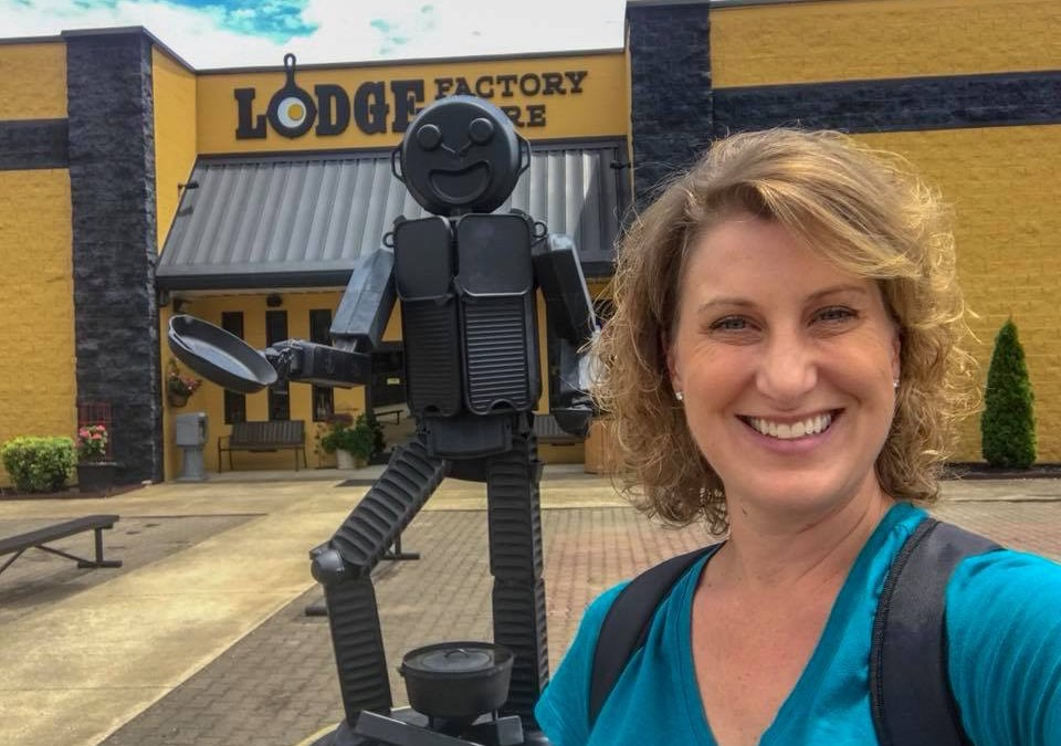 Episode 160: Cast Iron Cooking 101 with Kate Dunbar