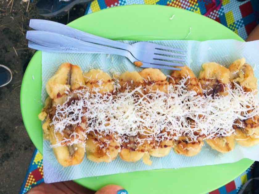Banana Fritters aka Pisang Goreng