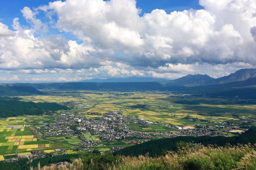 Kabutoiwa View point
