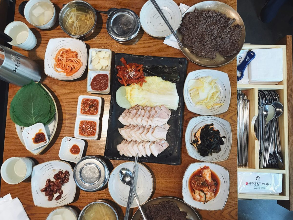 Hunting for the Affordable Value-for-Money Seoul Food