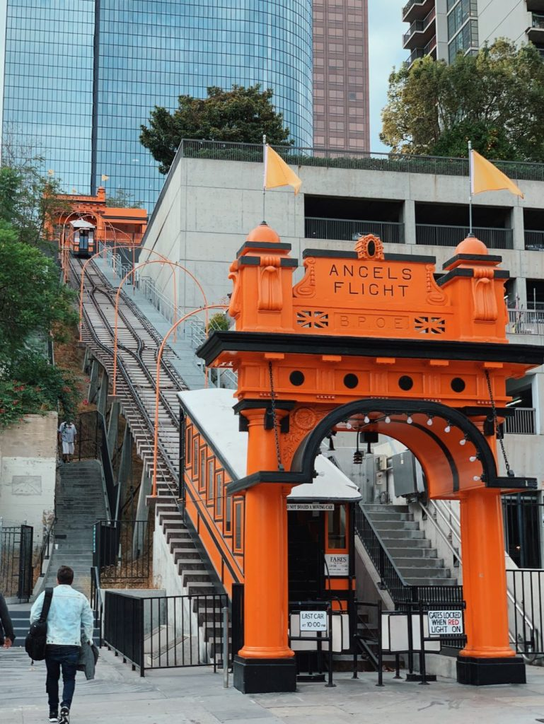 Angel's Flight in DTLA