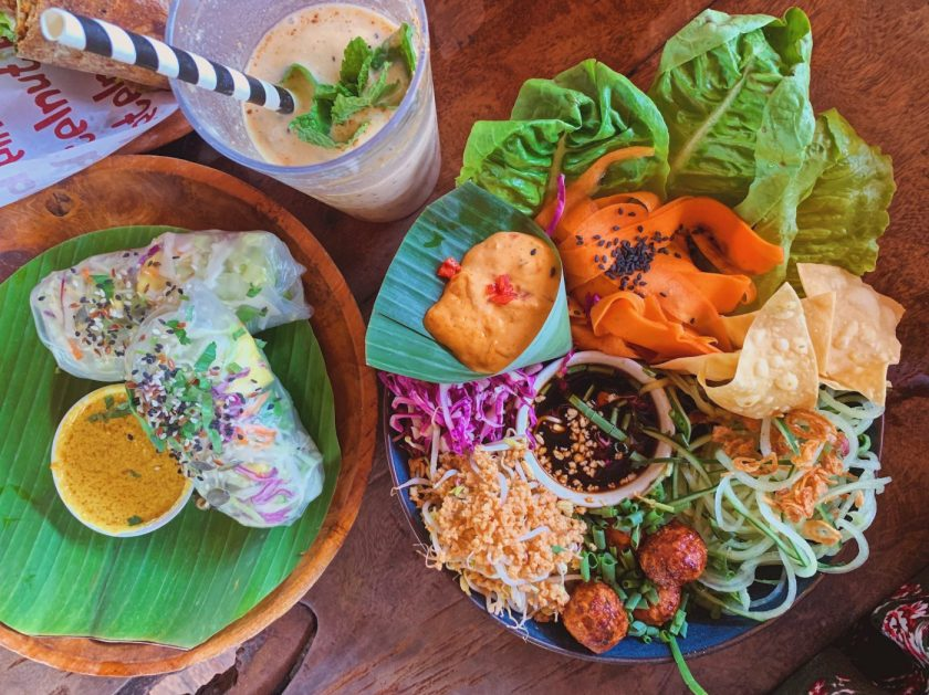 Betelnut Cafe in Canggu