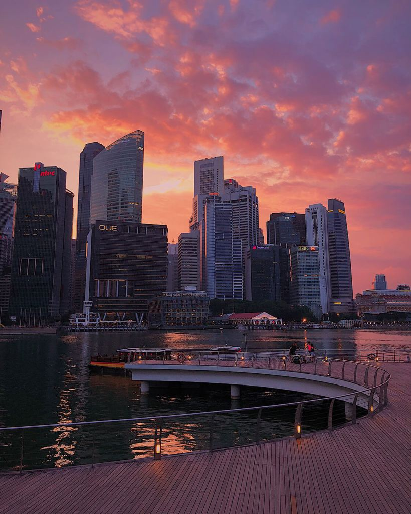 Singapore Waterfront