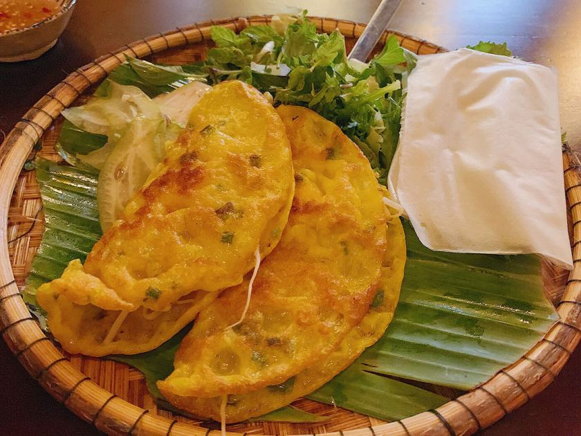 Banh Xeo - Hoi An Food