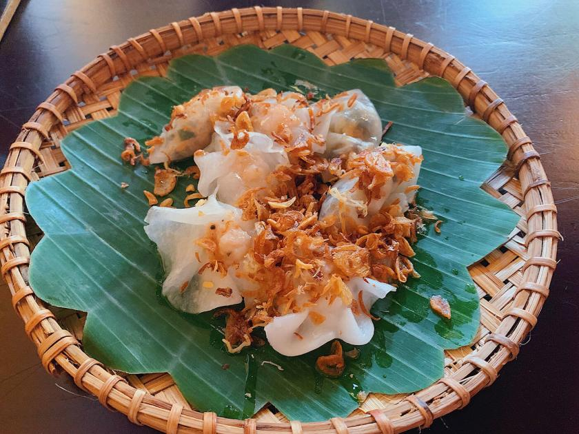 White Rose Dumpling - Hoi An Food