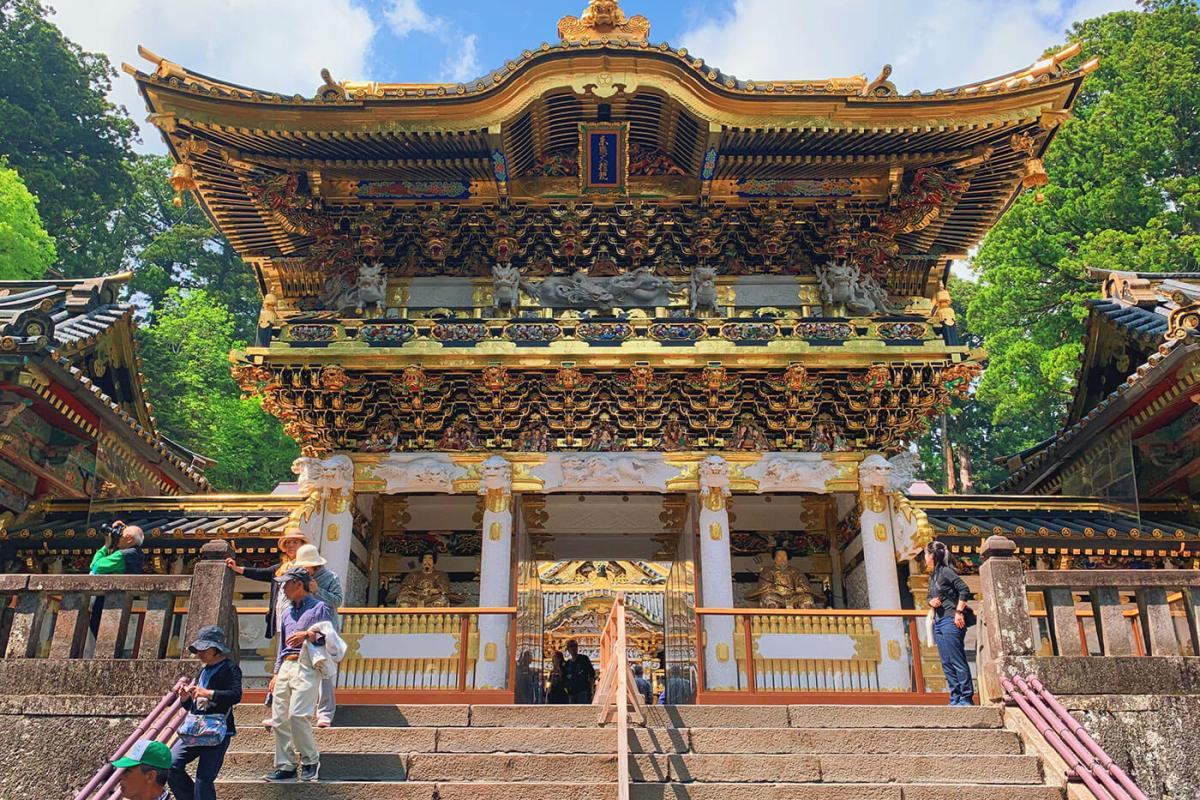 Nikko National Park Toshogu
