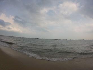 Beach at East Coast park