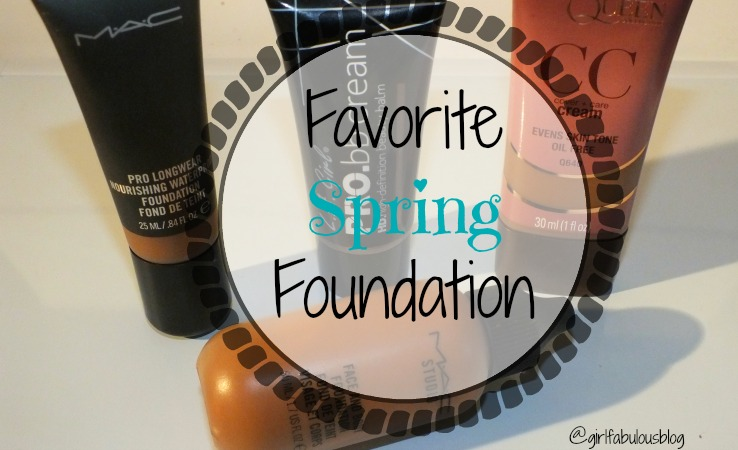 Favorite Spring Foundation for WOC