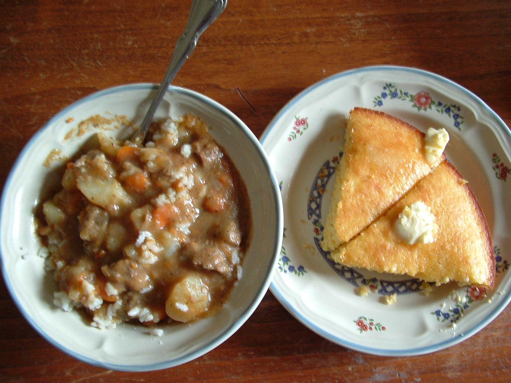 My Favorite Beef Stew Recipe