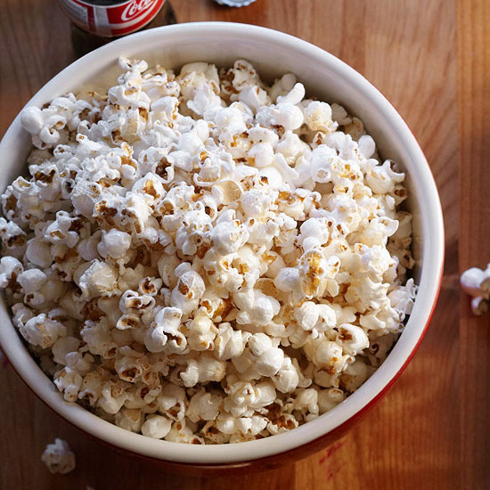 Homemade Kettle-Style Popcorn Recipe
