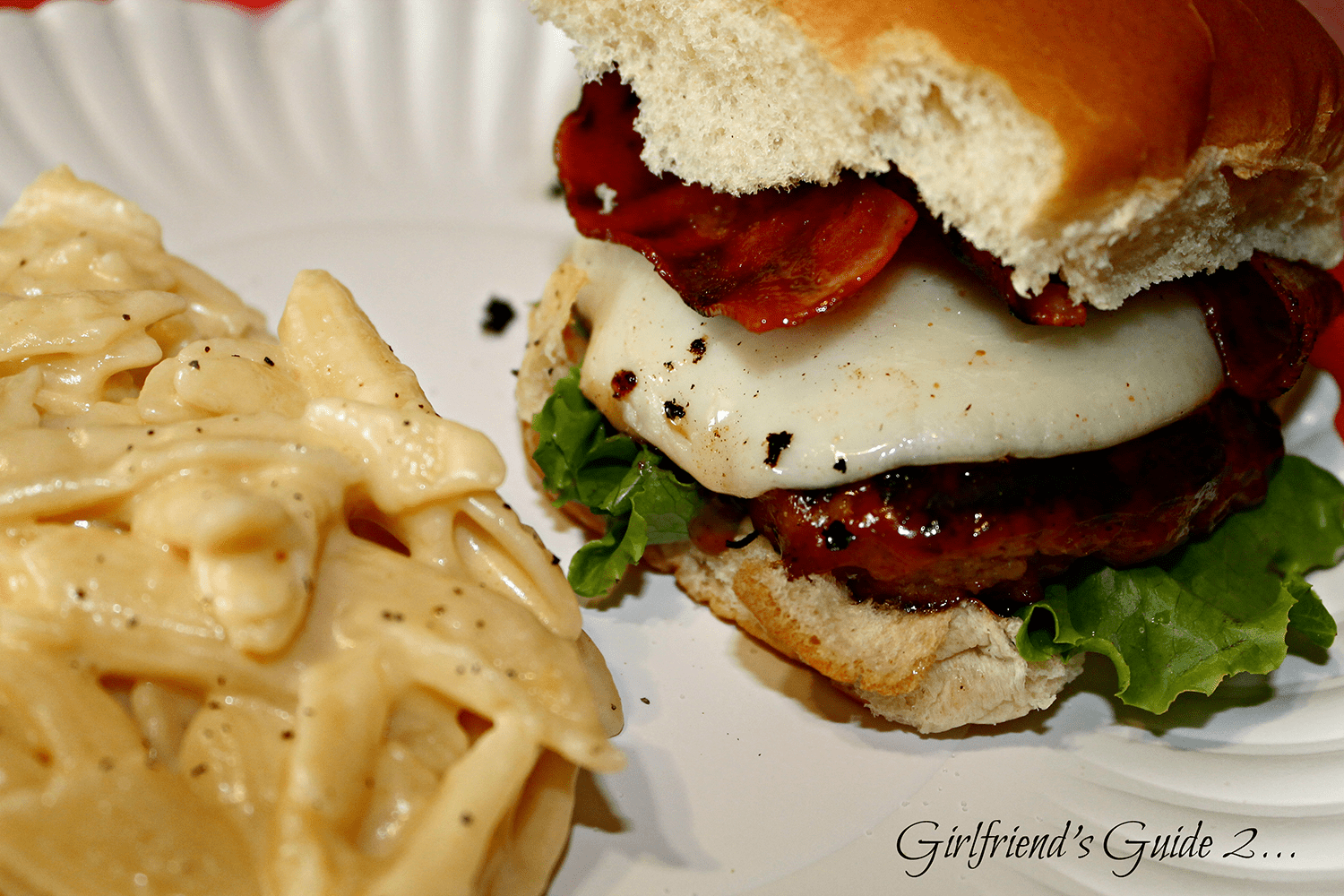 Barbeque Turkey Burgers