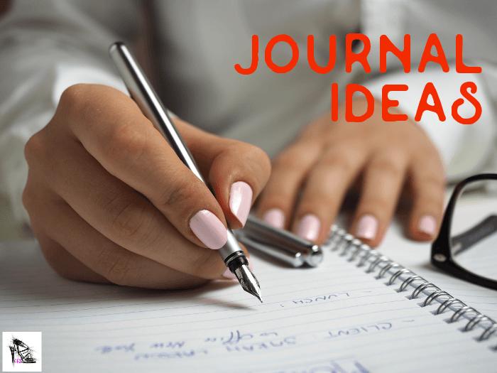journal-ideas