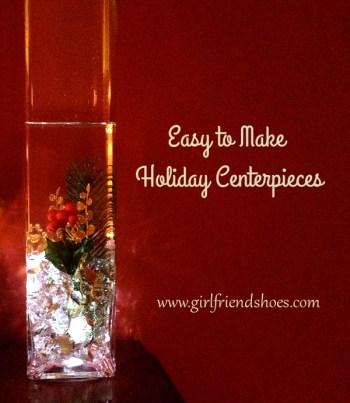 Christmas Centerpiece Ideas   Easy & Beautiful