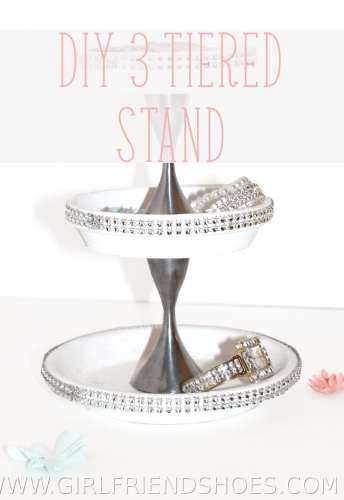 DIY 3 Tier Stand on the Cheap