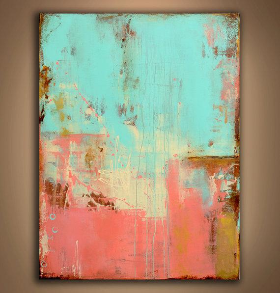 abstract diy art on Modern Painting Ideas  id=40449