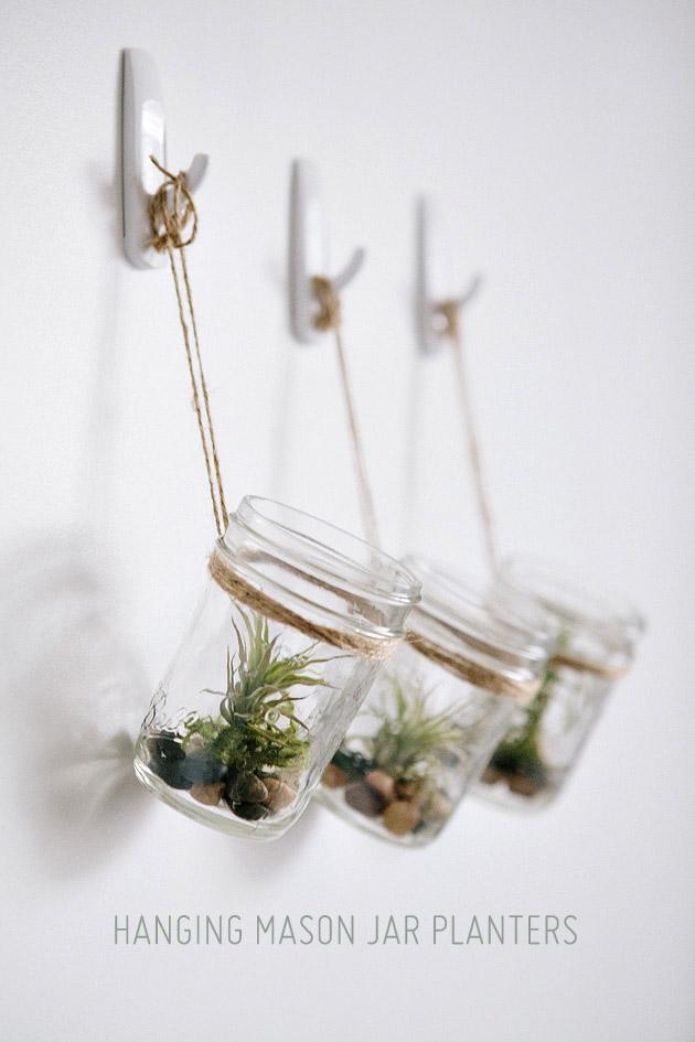 Oh-so-very-pretty-diy-hanging-mason-jar-planter