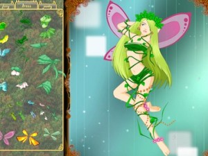 Forest Fairy Boskee Dressup