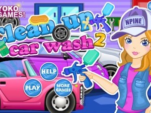 Clean Up Car Wash 2