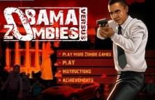 Obama Vs Zombies