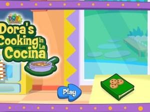 Dora's Cooking In La Cocina