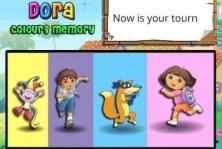 Dora's Color Memory