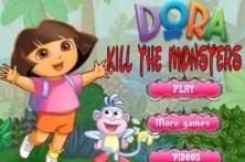 Dora Kill The Monsters
