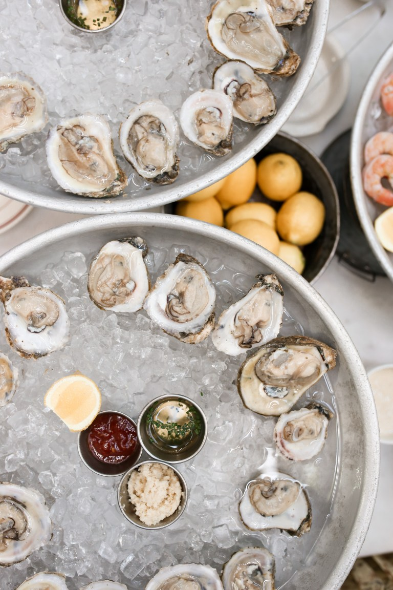 Oysters + Wine with Lure
