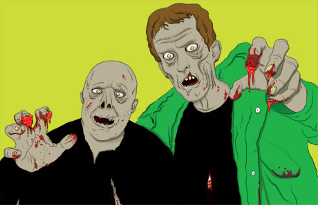 A History of The Leeds Zombie Film Festival