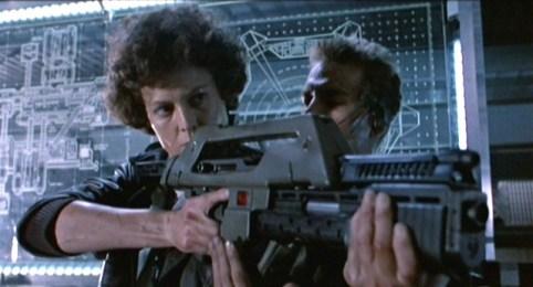 #1 Ellen Ripley