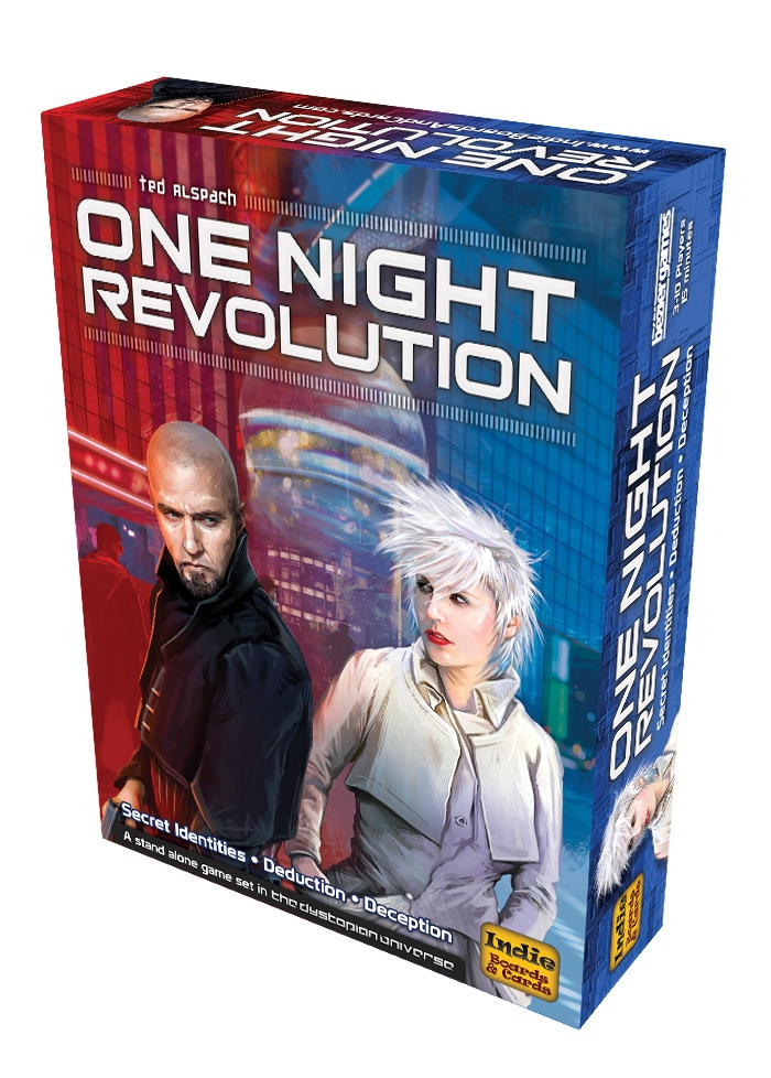 Game Review – One Night Revolution