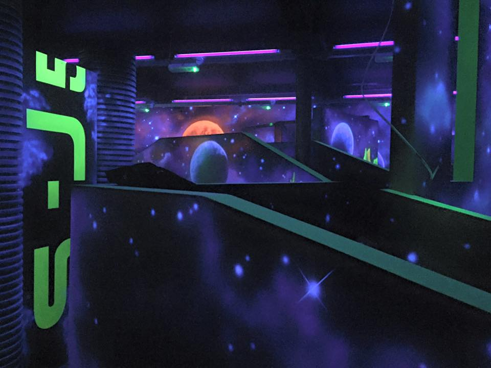 Laser Quest, Preston
