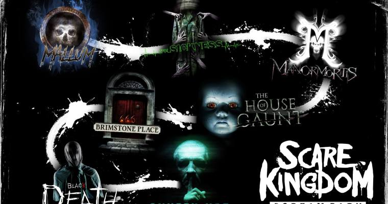 Scare Kingdom 2016 – Will you get snuffed?