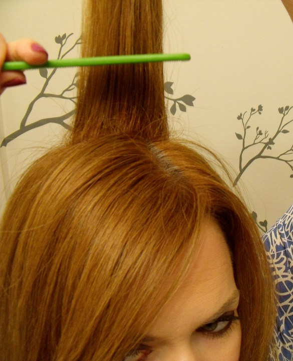 how to get big hair without teasing