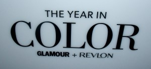Glamour + Revlon Year In Color