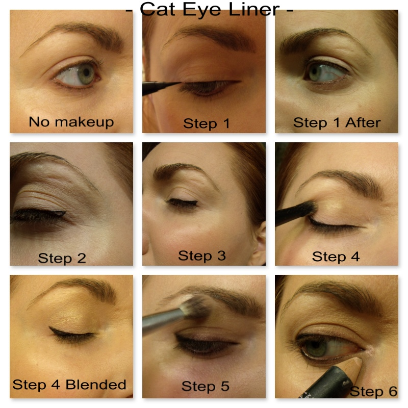 cat eye liner