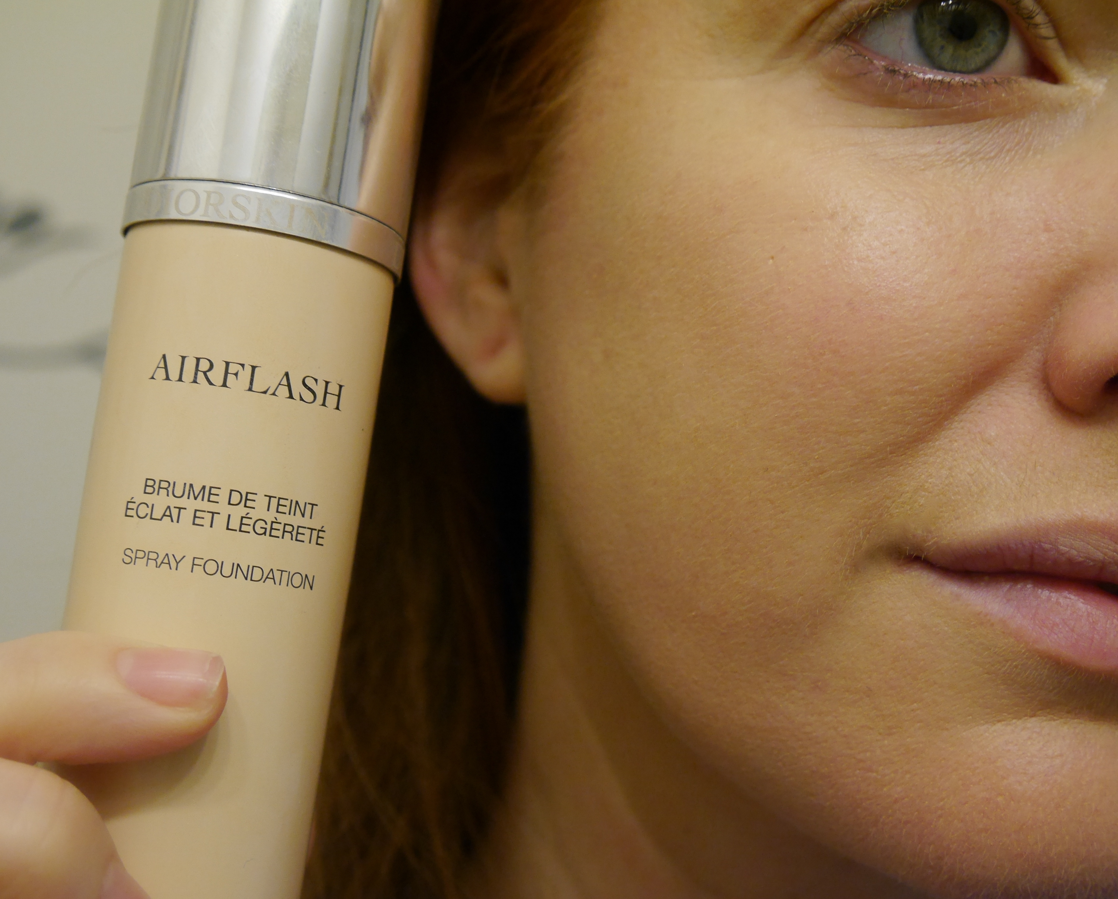 Perfection Mist Airbrush Foundation by Sephora Collection #21