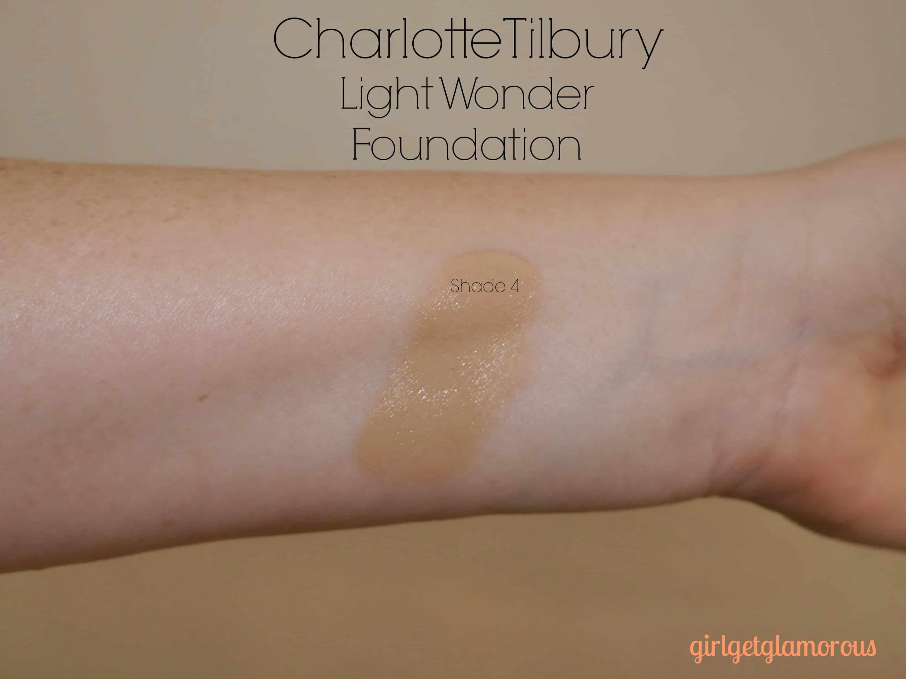 Marvelous Charlotte Tilbury Light Wonder Magic Glow Foundation For  Design Inspirations