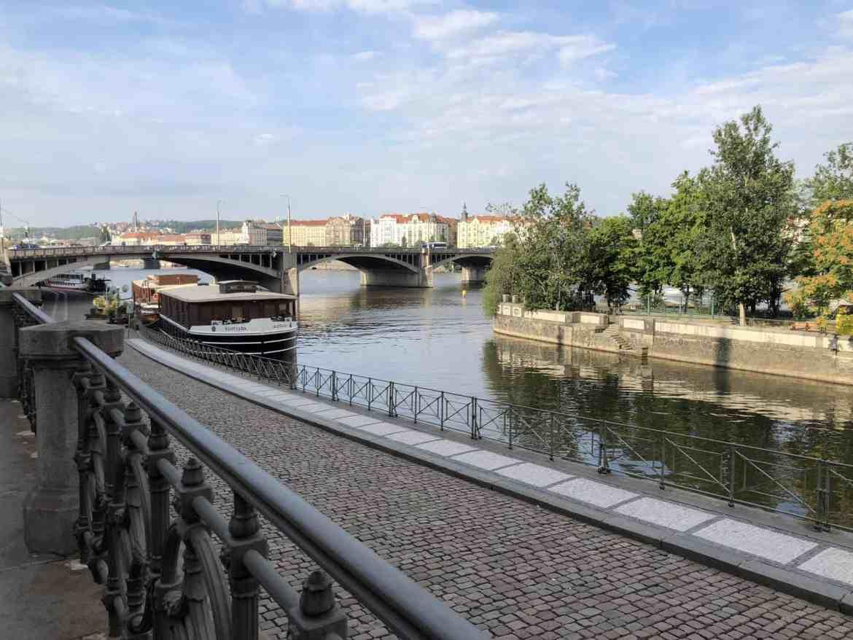 prague vtara river tourist local must see walk